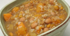Featuring winter vegetables in this yummy stew