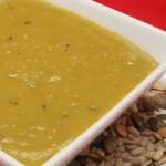 Rosemary Split Pea Soup
