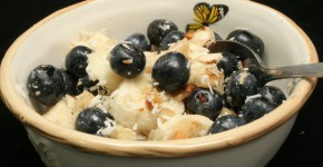 Nutty Fruit Cereal