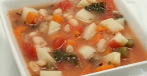 One of my favorite soups.