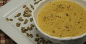 Pumpkin-Coconut Soup