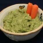 Super Easy Guacamole, Daniel Fast snack, guacamole recipe