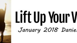 January 2018 Daniel Fast: Lift Up Your Voice