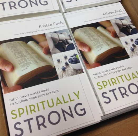 It's Time to Get Spiritually Strong!